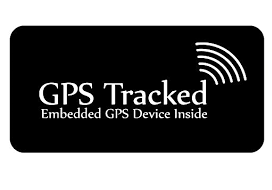 GPS Tracked